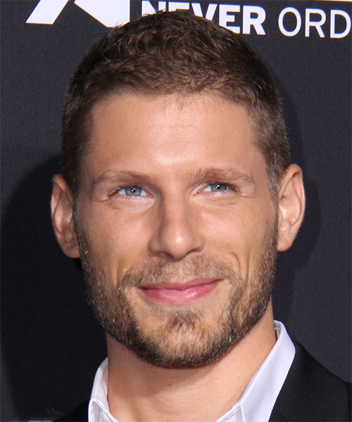 Matt Lauria Short Straight Casual