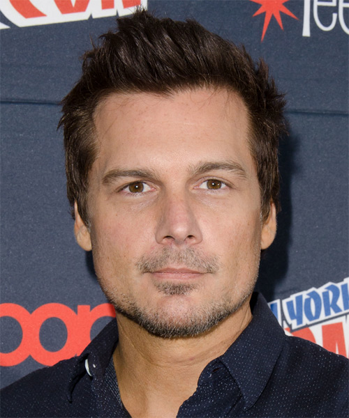 Len Wiseman Straight Casual