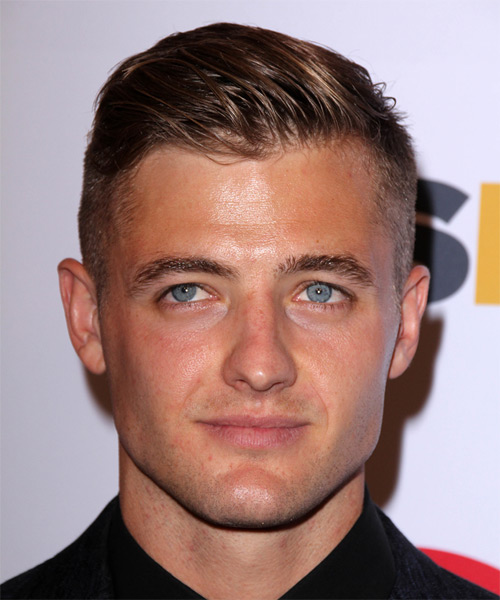 Robbie Rogers Short Straight Formal