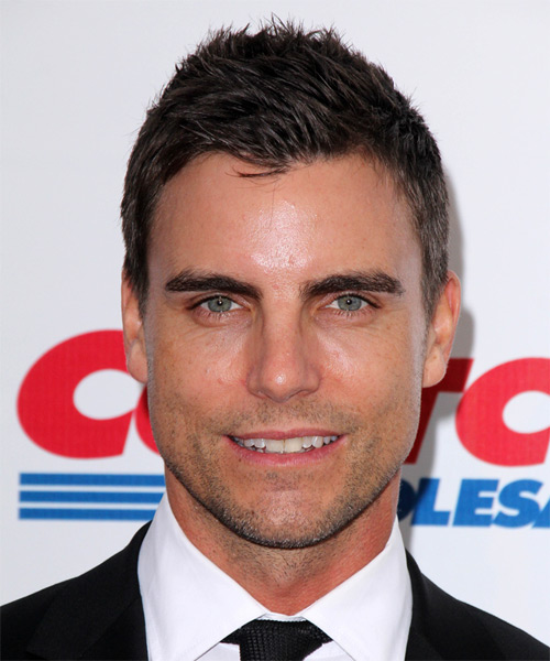 Colin Egglesfield Short Straight