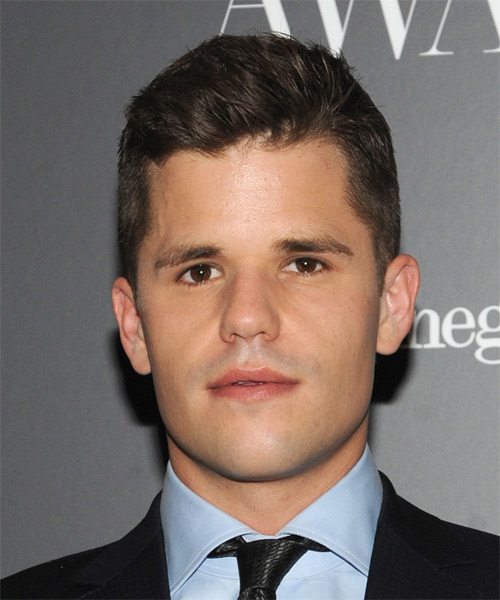 Charlie Carver Short Straight Casual  - Medium Brunette (Ash)