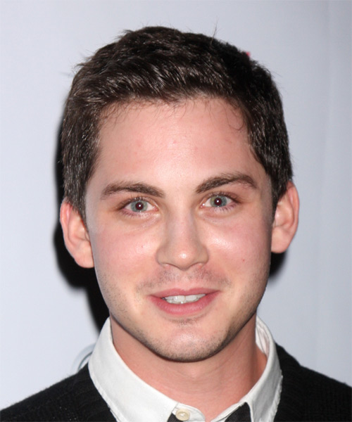 Logan Lerman Straight Casual