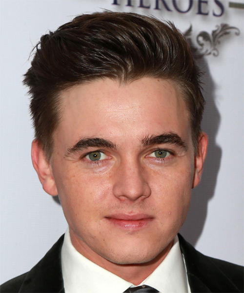 Jesse McCartney Short Straight
