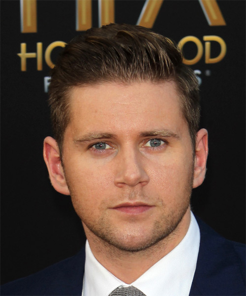 Allen Leech Short Straight Formal
