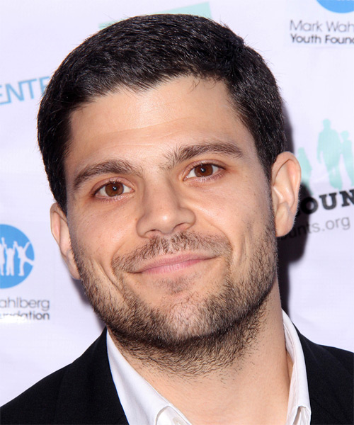 Jerry Ferrara Short Straight Formal