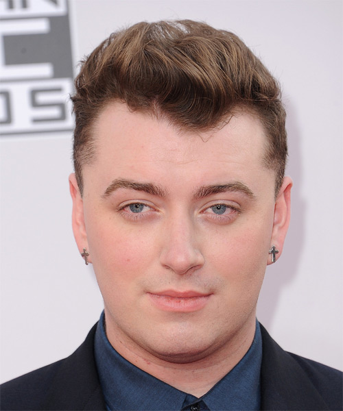 Sam Smith Short Straight Formal