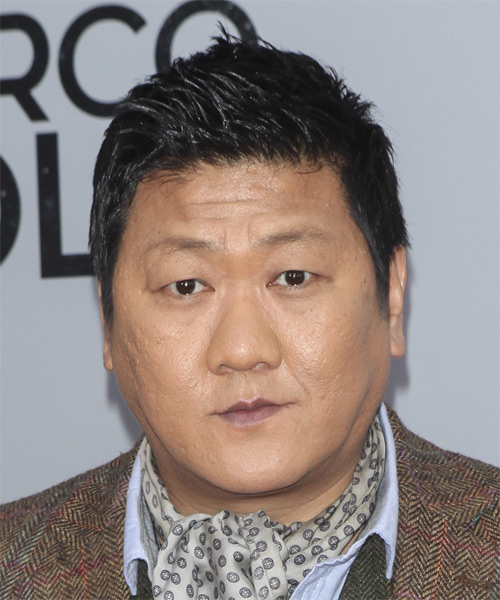 Benedict Wong Short Straight Casual