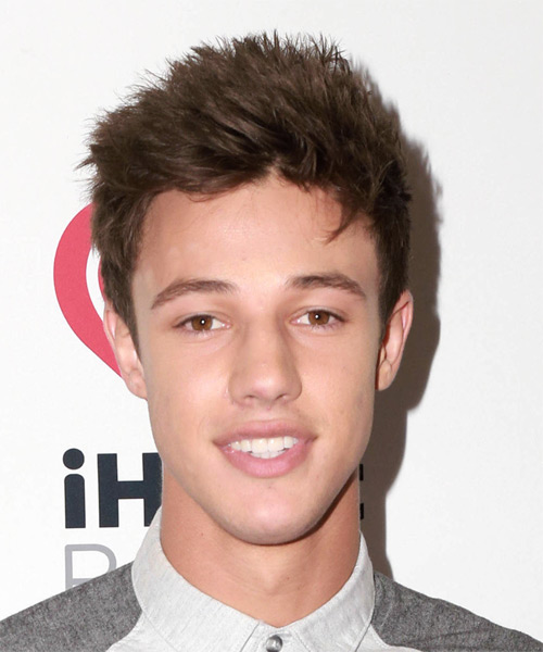 Cameron Dallas Short Straight