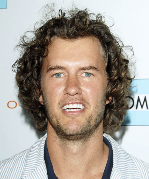 Blake Mycoskie - Casual Medium Wavy Hairstyle