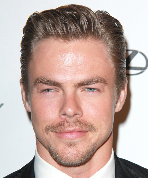 Derek Hough Short Straight Formal