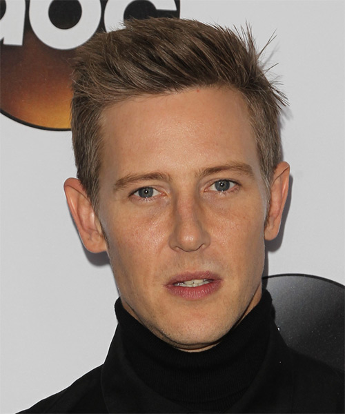 Gabriel Mann Straight Formal