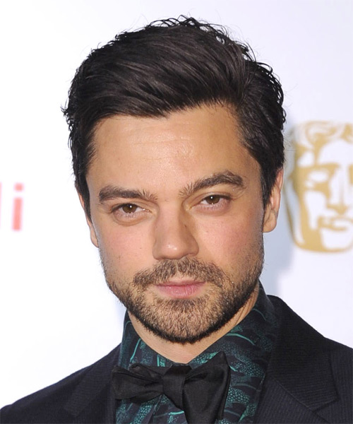 Dominic Cooper Short Straight Formal