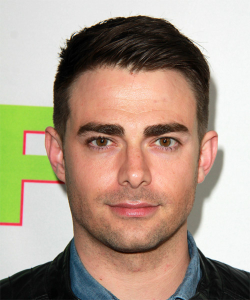 Jonathan Bennett Short Straight Formal