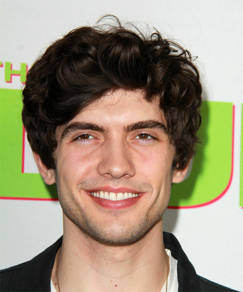 Carter Jenkins Medium Wavy Casual