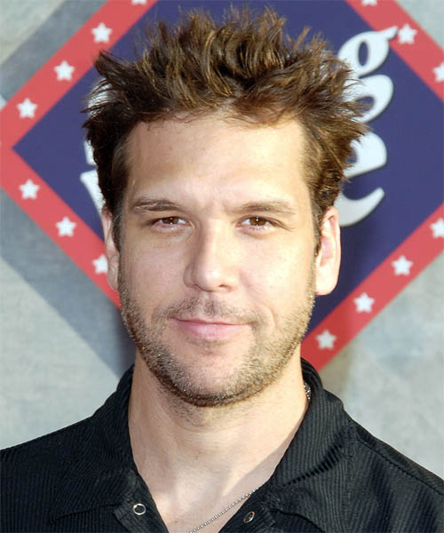 Dane Cook - Casual Short Straight Hairstyle