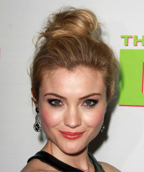 Skyler Samuels Long Straight Casual