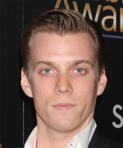 Jake Abel Short Straight