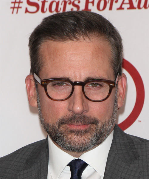 Steve Carell Short Straight
