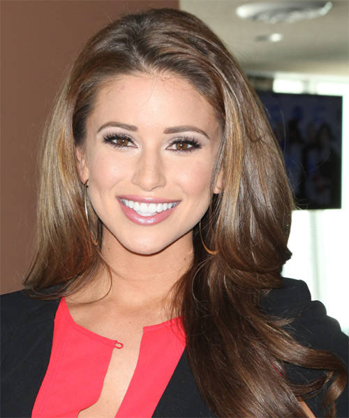 Nia Sanchez Straight Formal