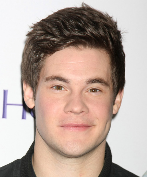 Adam DeVine Short Straight