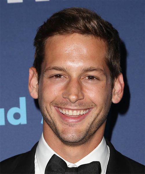 Max Emerson Short Straight Casual  - Medium Brunette