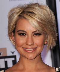 Chelsea Kane - Short Straight Hairstyle