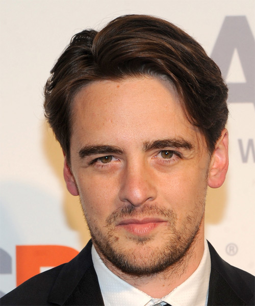 Vincent Piazza Short Straight Casual  - Dark Brunette