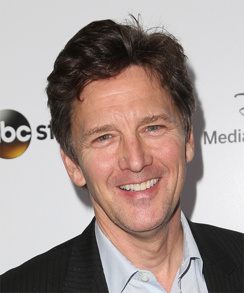 Andrew McCarthy Short Straight