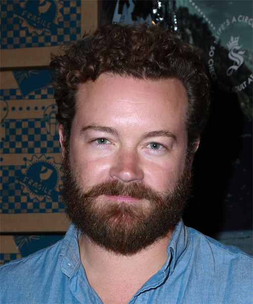 Danny Masterson Short Curly