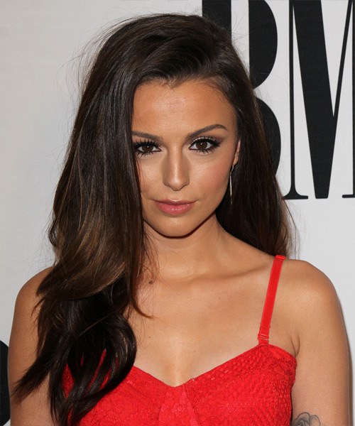 Cher Lloyd Long Straight Casual