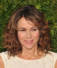 Jennifer Grey - Curly