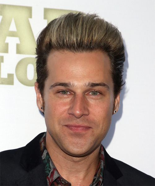 Ryan Cabrera Short Straight