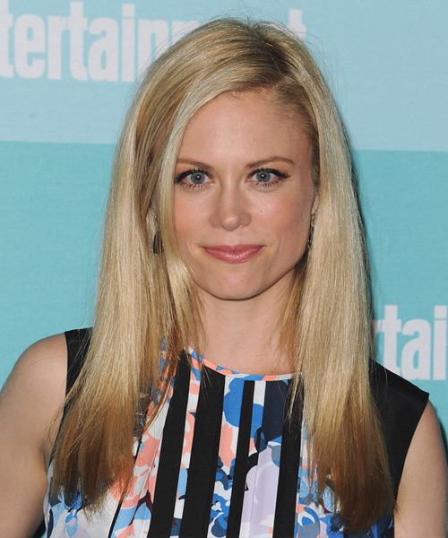 Claire Coffee Straight Casual