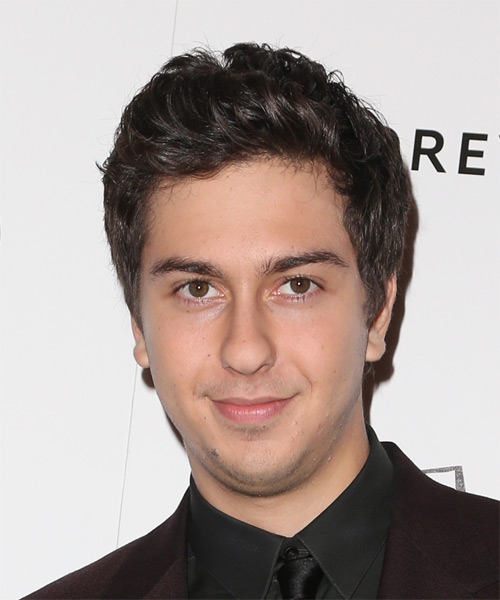 Nat Wolff Short Straight