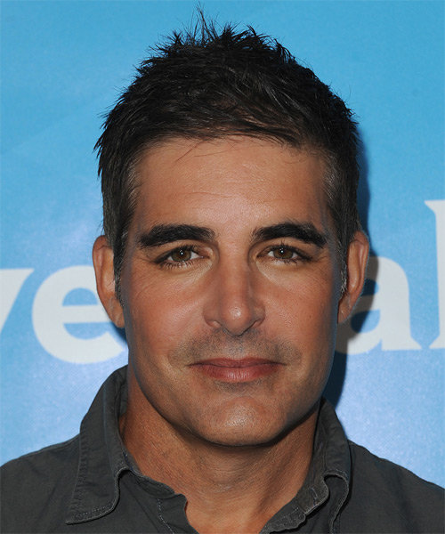 Galen Gering Short Straight Casual Hairstyle (Mocha)
