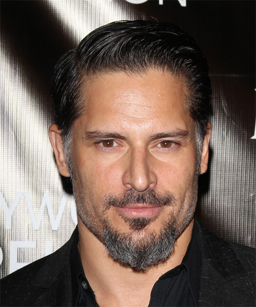 Joe Manganiello Short Straight