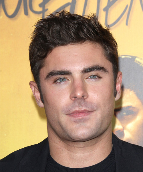 Zac Efron Hairstyles - Celebrity Hairstyles For 2017 TheHairStyler.com