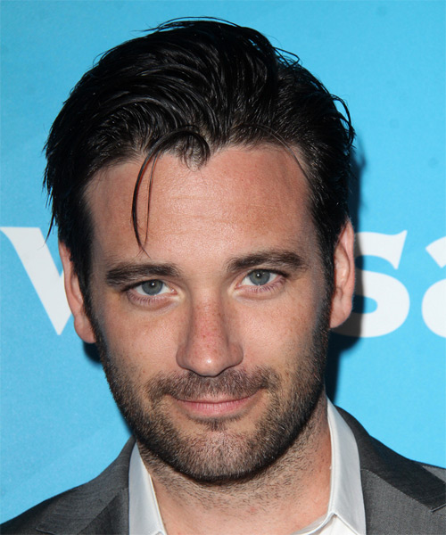 Colin Donnell Short Straight Formal