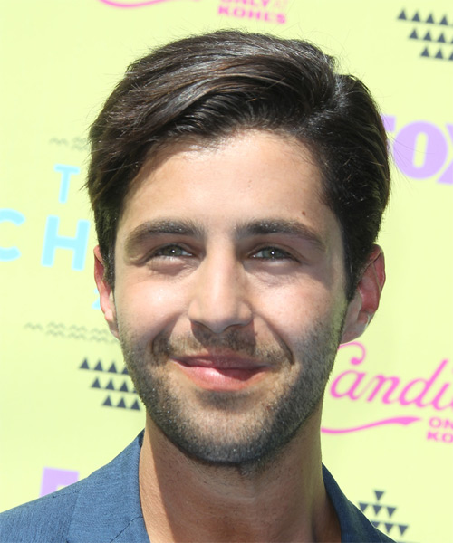 Josh Peck Short Straight Formal