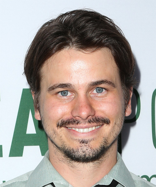 Jason Ritter Short Straight Casual