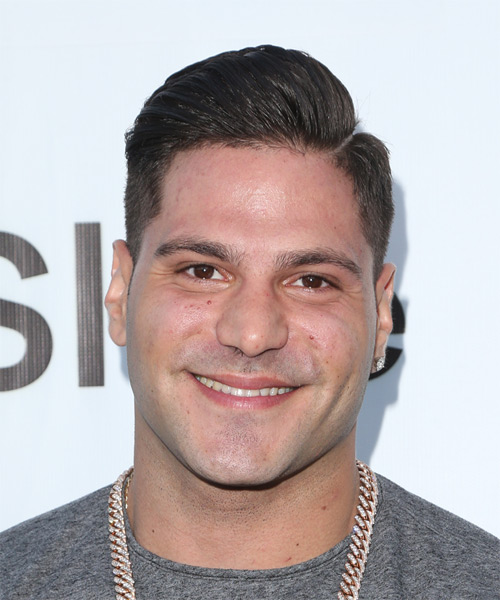 Ronnie Ortiz Short Straight