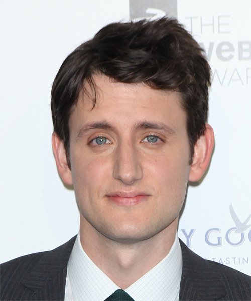 Zach Woods Short Straight Casual