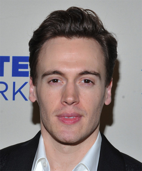 Erich Bergen Short Straight Casual Hairstyle