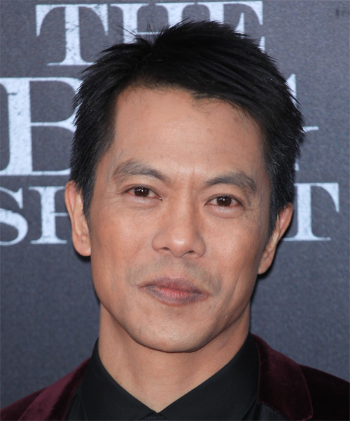 Byron Mann Short Straight