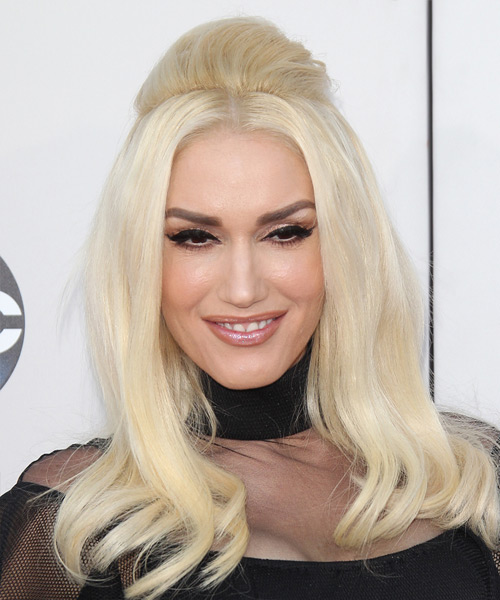 Gwen Stefani Long Straight Formal
