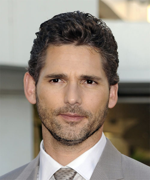 Eric Bana Short Wavy Formal Hairstyle