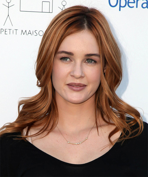 Ambyr Childers Long Straight Casual