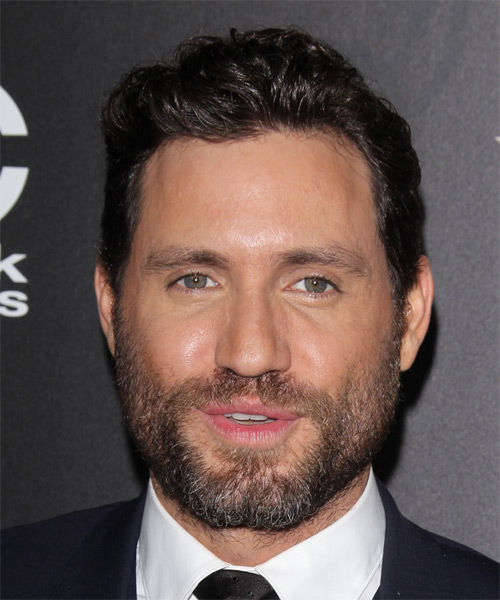 Edgar Ramirez Short Wavy Formal