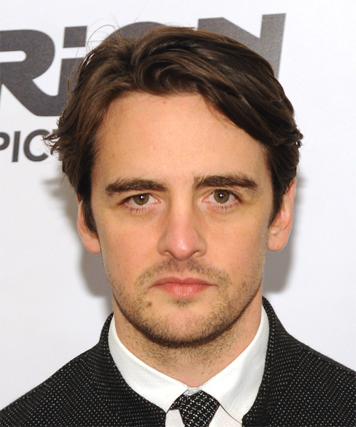 Vincent Piazza Short Straight Casual