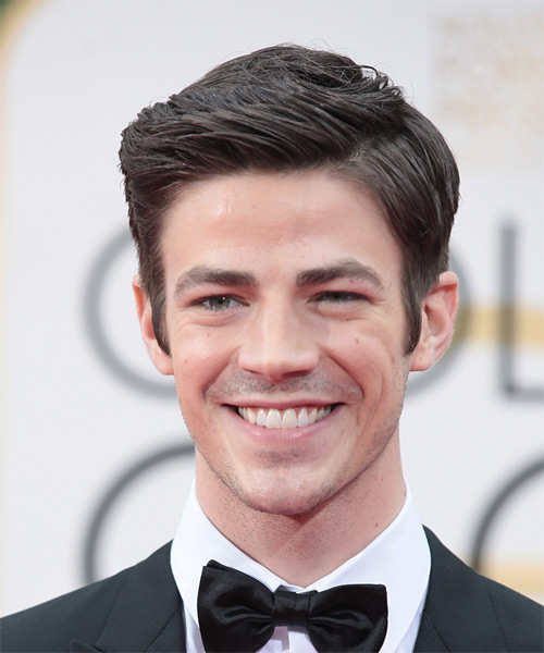 Grant Gustin Short Straight Formal